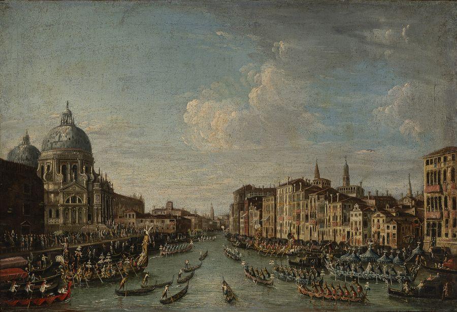 Под маской Венеции