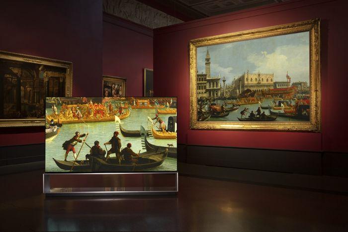 Пушкинский музей и LG SIGNATURE запустят серию виртуальных туров, посвященную импрессионистам