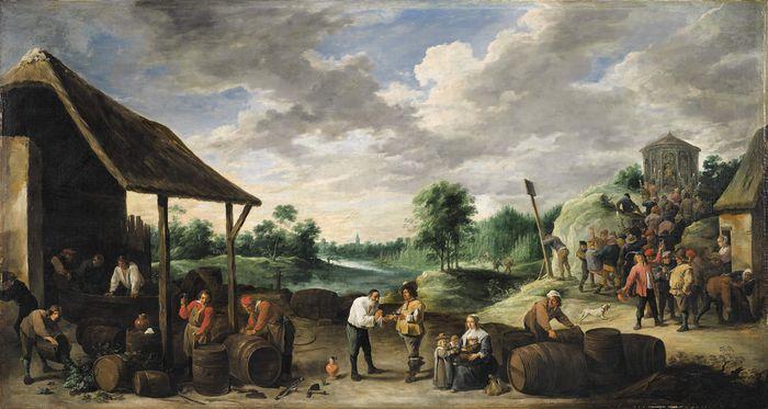 Шедевр фламандского барокко станет топ-лотом аукциона Sotheby's «Старые мастера»
