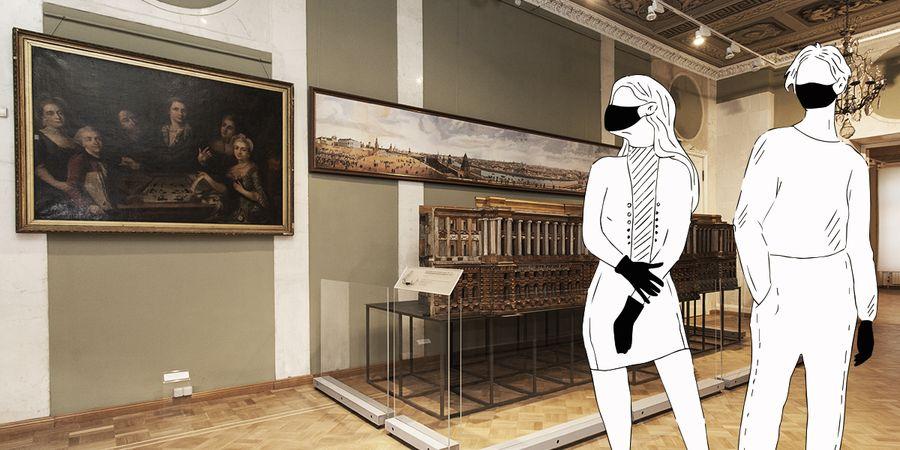 Изменения в работе Музея архитектуры имени А.В. Щусева