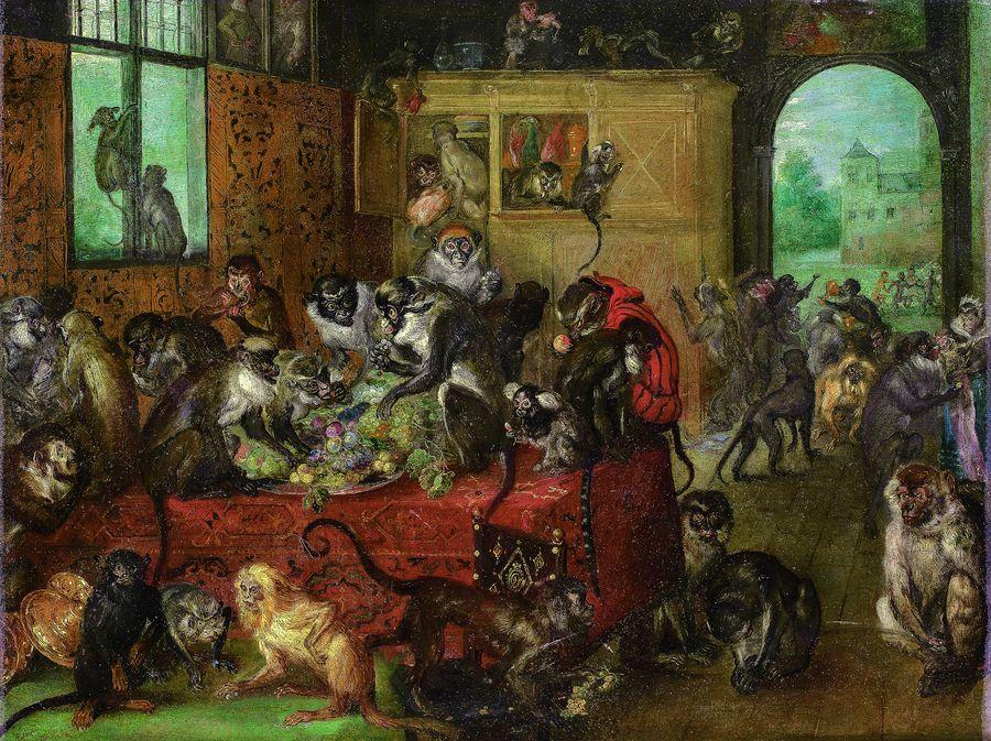 Младшие Брейгели и их эпоха. Нидерландская живопись золотого века из коллекции Валерии и Константина Мауергауз