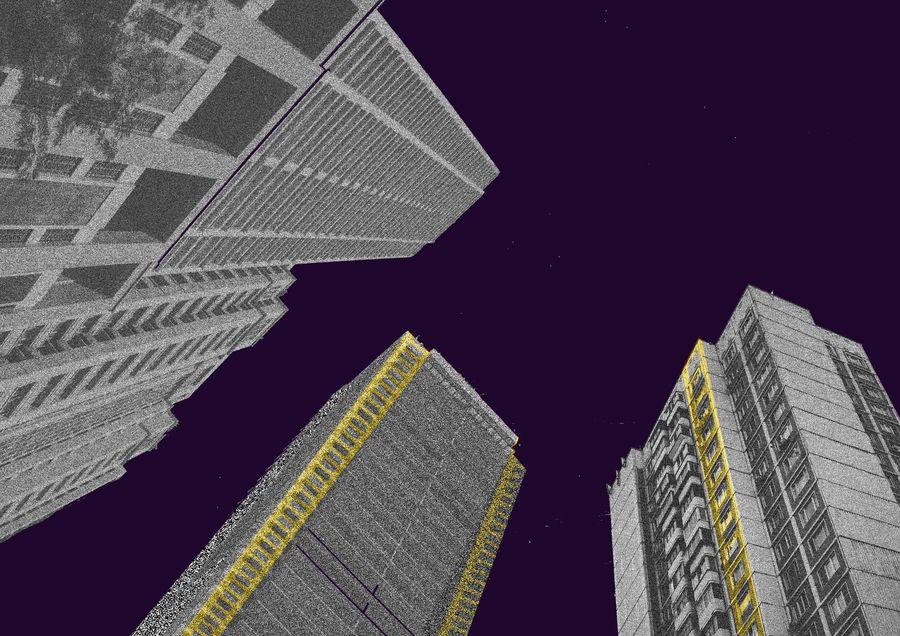 Город в кино и анимации