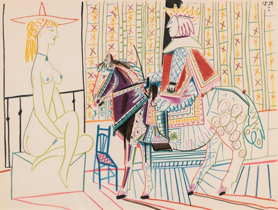 Пабло Пикассо, Марк Шагал, Зураб Церетели. Париж для своих