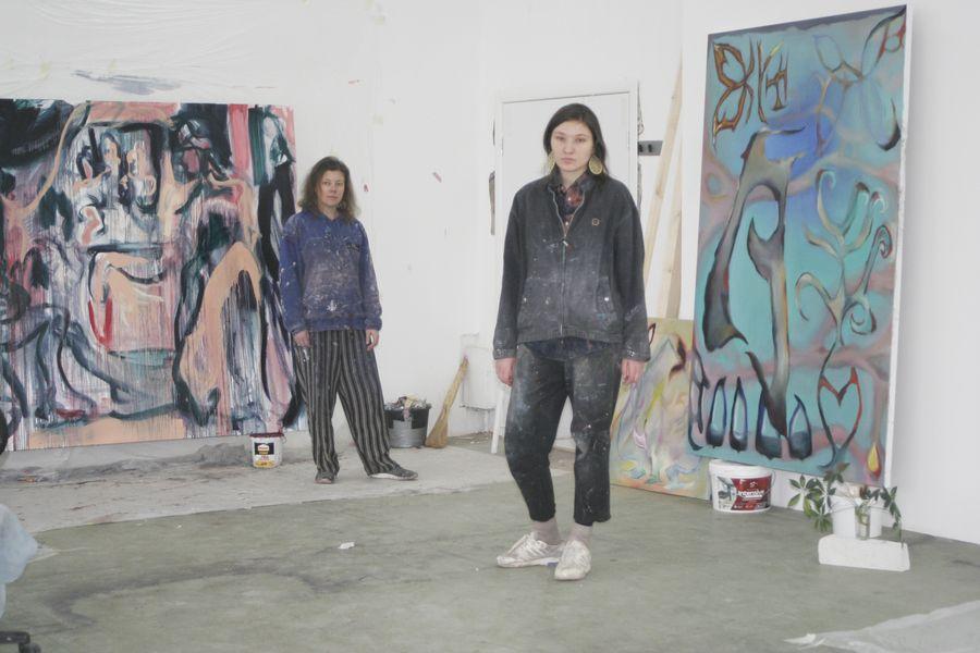Анна Таганцева-Кобзева и Катя Гранова «Акт 1. Явление 5. Комната в замке»