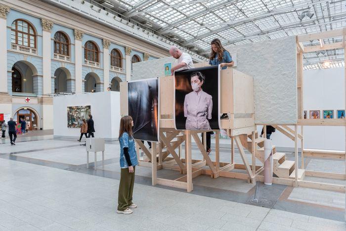 Арт-резиденция в Выксе признана лучшей в конкурсе фонда поддержки современного искусства Cosmoscow