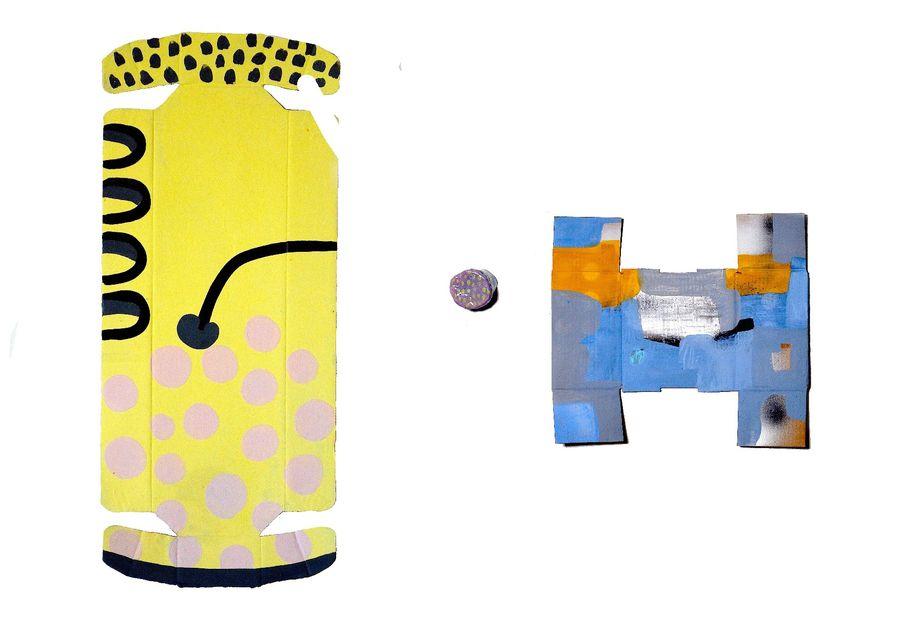 Фантазии на тему бумаги. Три художницы из Италии