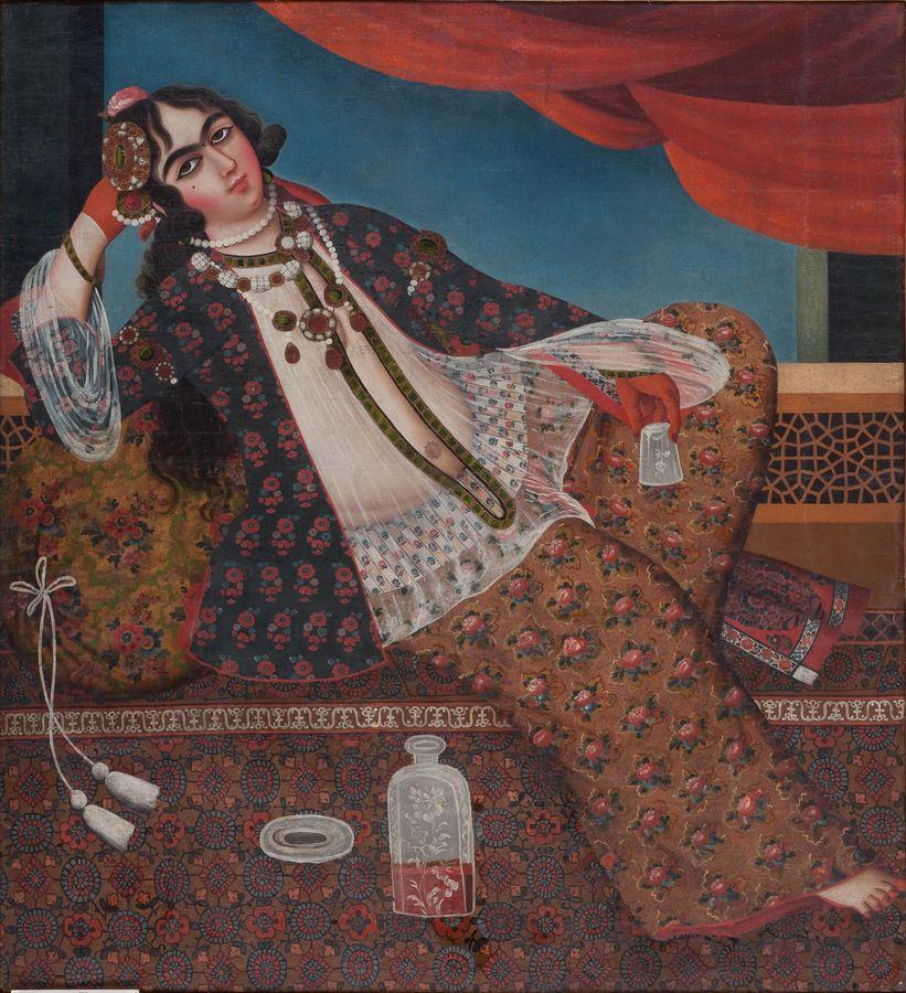 Роскошь заката: Иран эпохи Каджаров