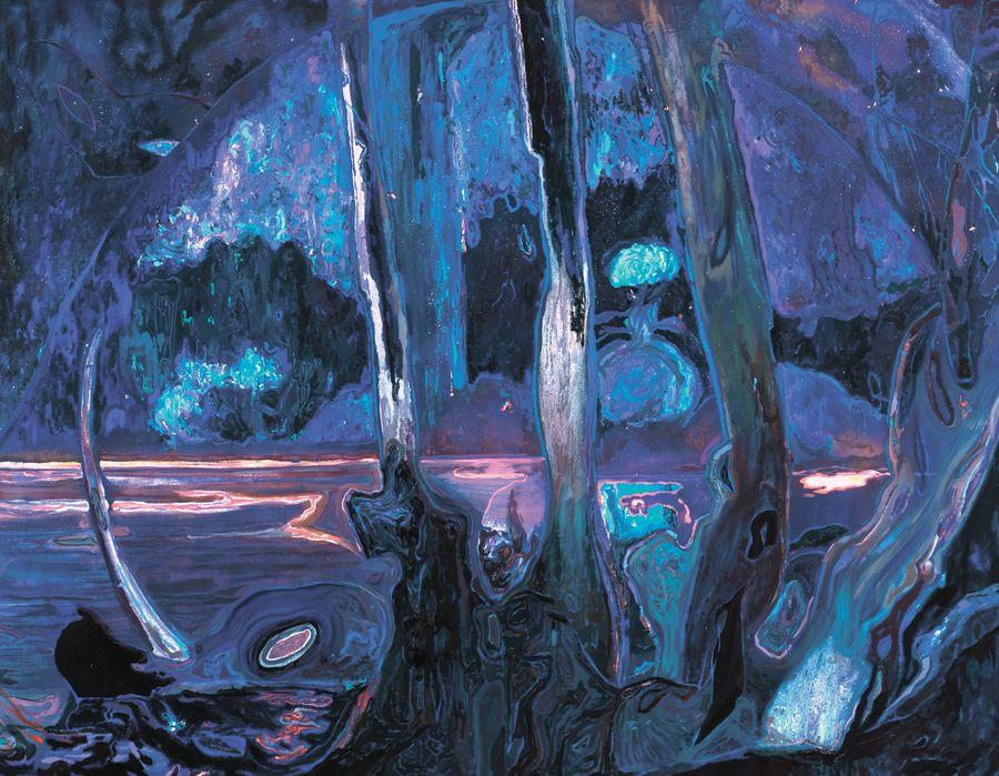 Николай Кошелев. The Moon Pool. Архив