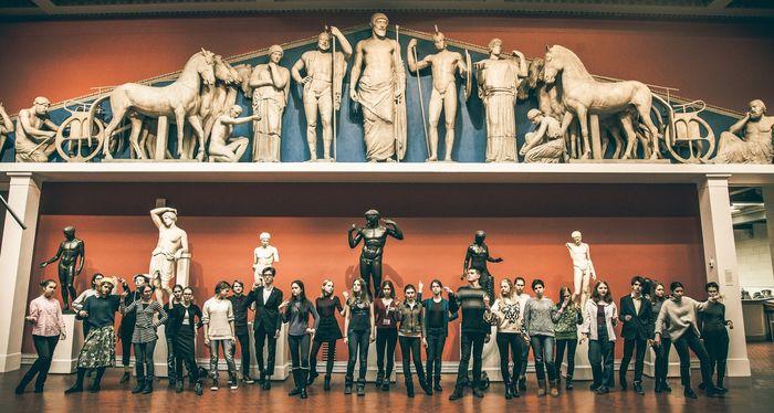 Увидеть музей по-новому – в Пушкинском музее пройдет акция «Я покажу тебе музей»