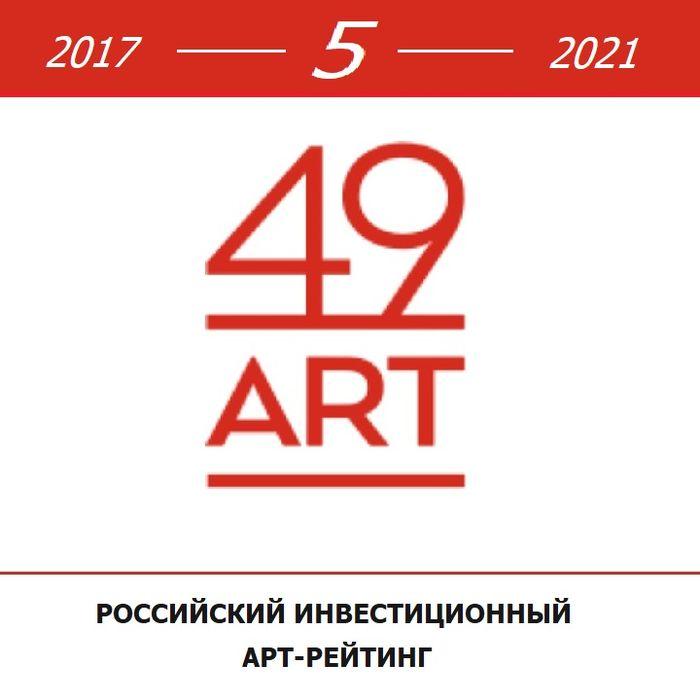 Арт-рейтинг 49ART. Состоялась юбилейная пятая публикация