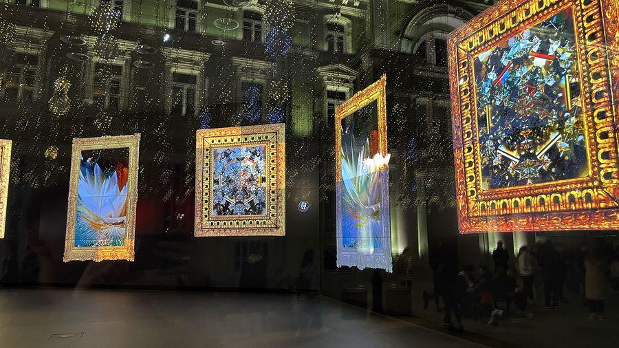 Collab Art Moment – первая в России экспозиция NFT-искусства
