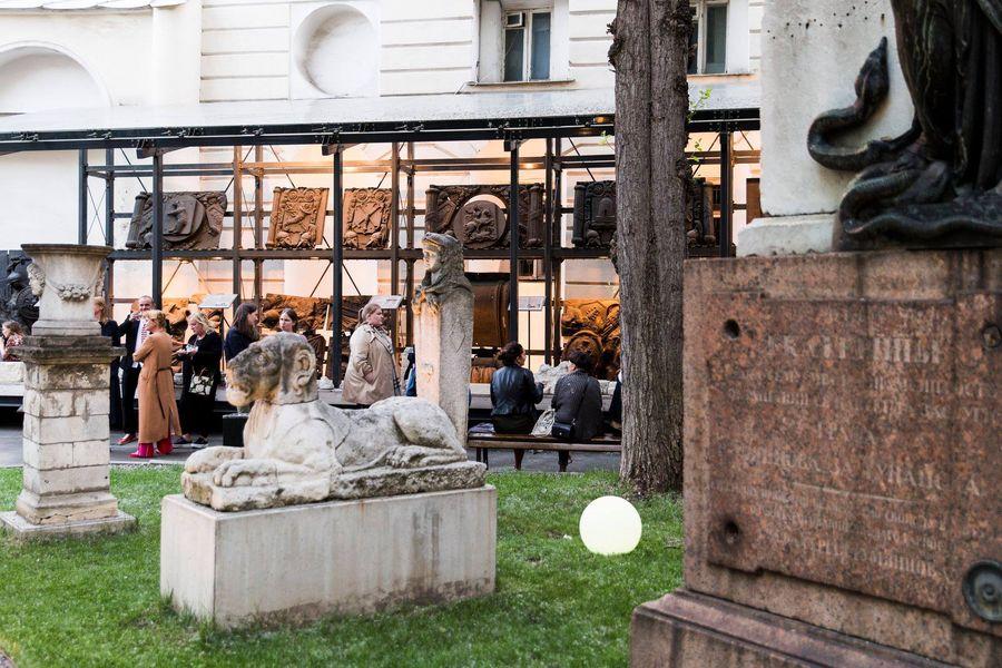 «Ночь музеев 2021» в Музее архитектуры