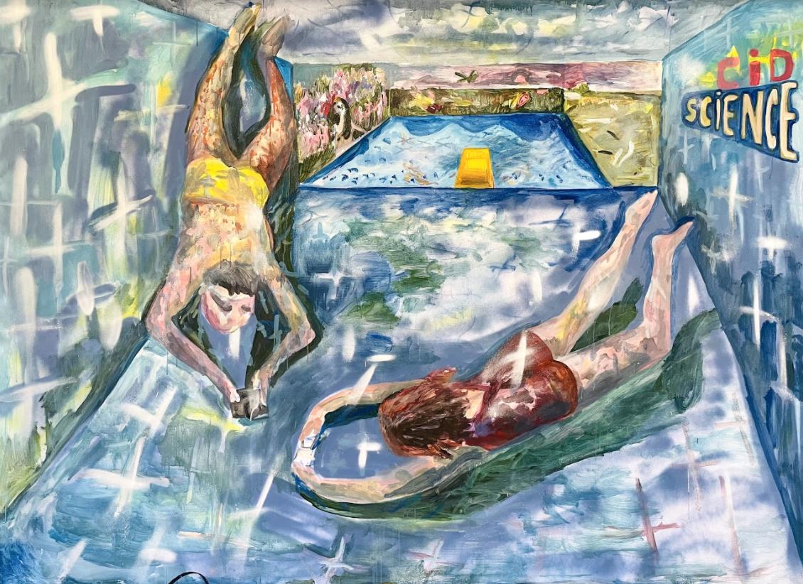Анна и Виталий Черепановы. 48 строчка в списке самых перспективных художников