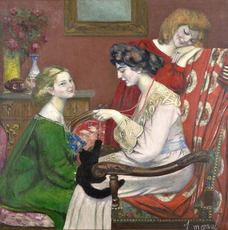 Выставка «Музы Монпарнаса» о легендарных женщинах Парижа