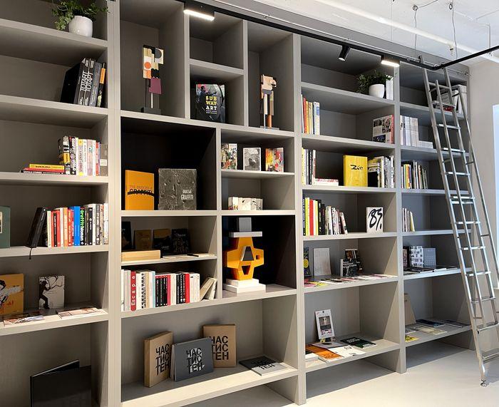 Открытие специализированной библиотеки фонда Ruarts