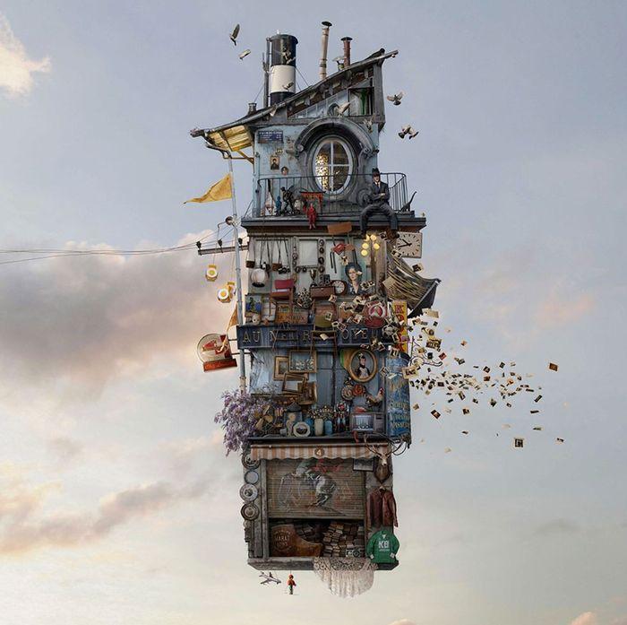 Галерея Люмьер на арт-ярмарке Cosmoscow: 5 зарубежных современных фотографов