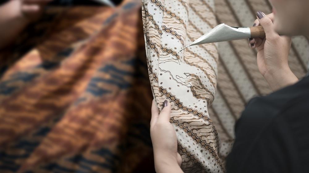 Очарование индонезийского батика