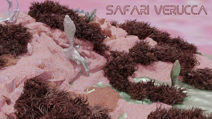 """Safari Verucca"" проект победителя второго ежегодного конкурса Audi Born-Digital Award"