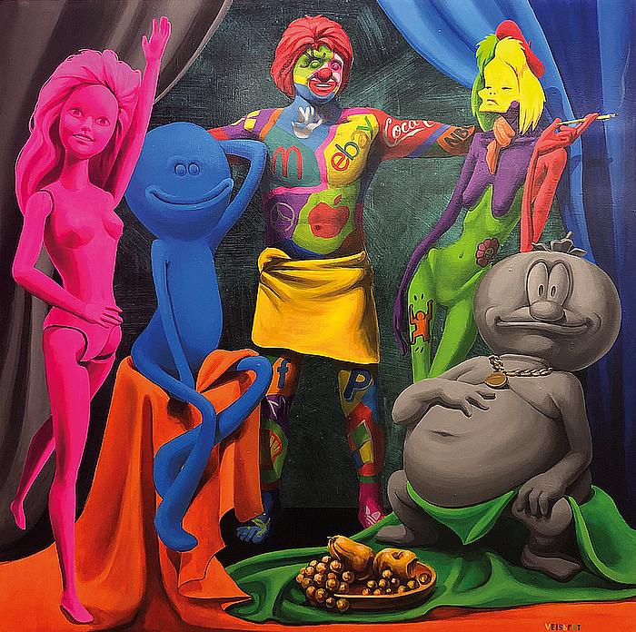 Первая российская барная биеннале современного искусства