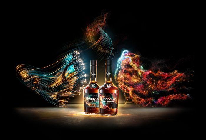 Дом Hennessy объявляет о сотрудничестве с LES TWINS