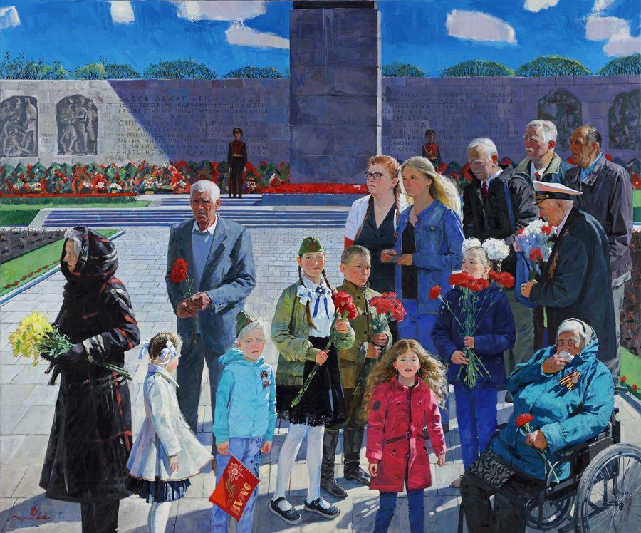 «Война и Мир». Выставка произведений Александра Быстрова