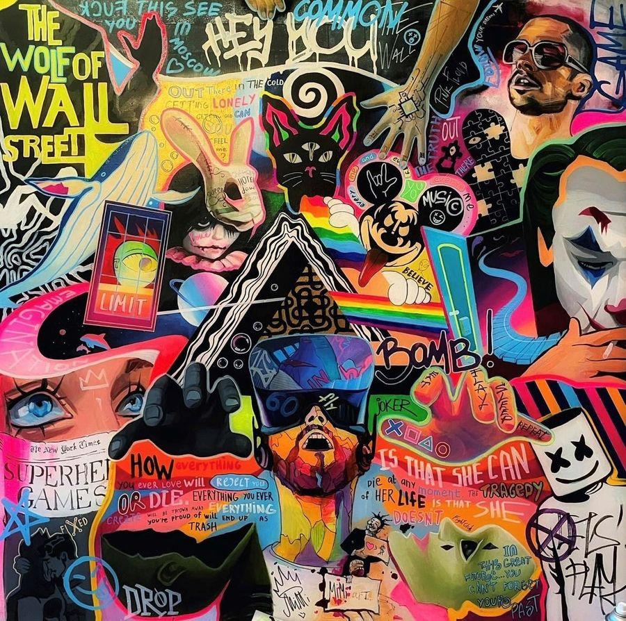 TIDELAND: Чудеса пост-поп-арта
